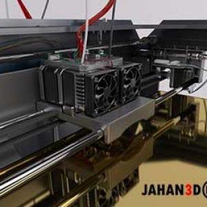 پرینتر سه بعدی و صنعت