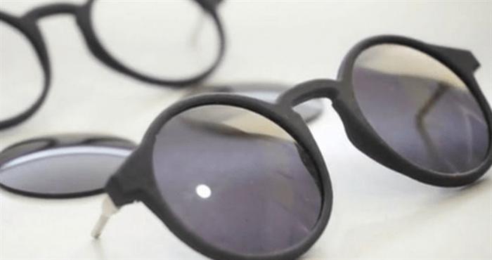 نگاهی به چاپ عینک در صنعت سه بعدی