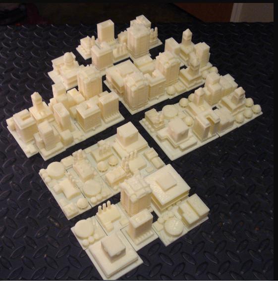 کاربرد پرینتر سه بعدی در ماکت سازی و معماری