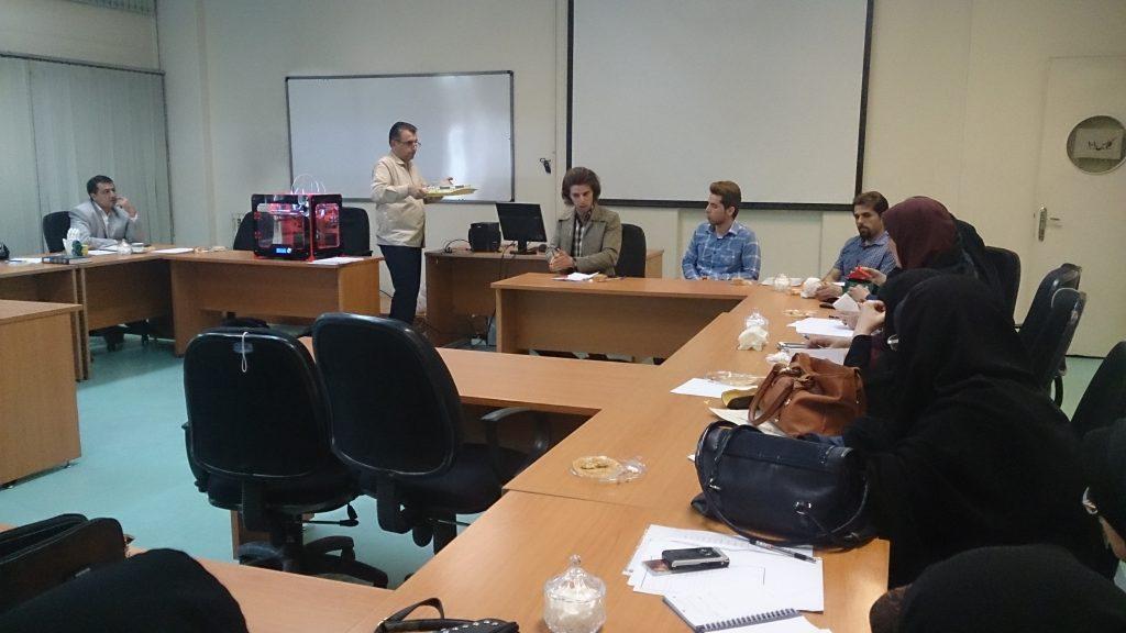 گردهمایی با مدیران پژوهش سراهای تهران