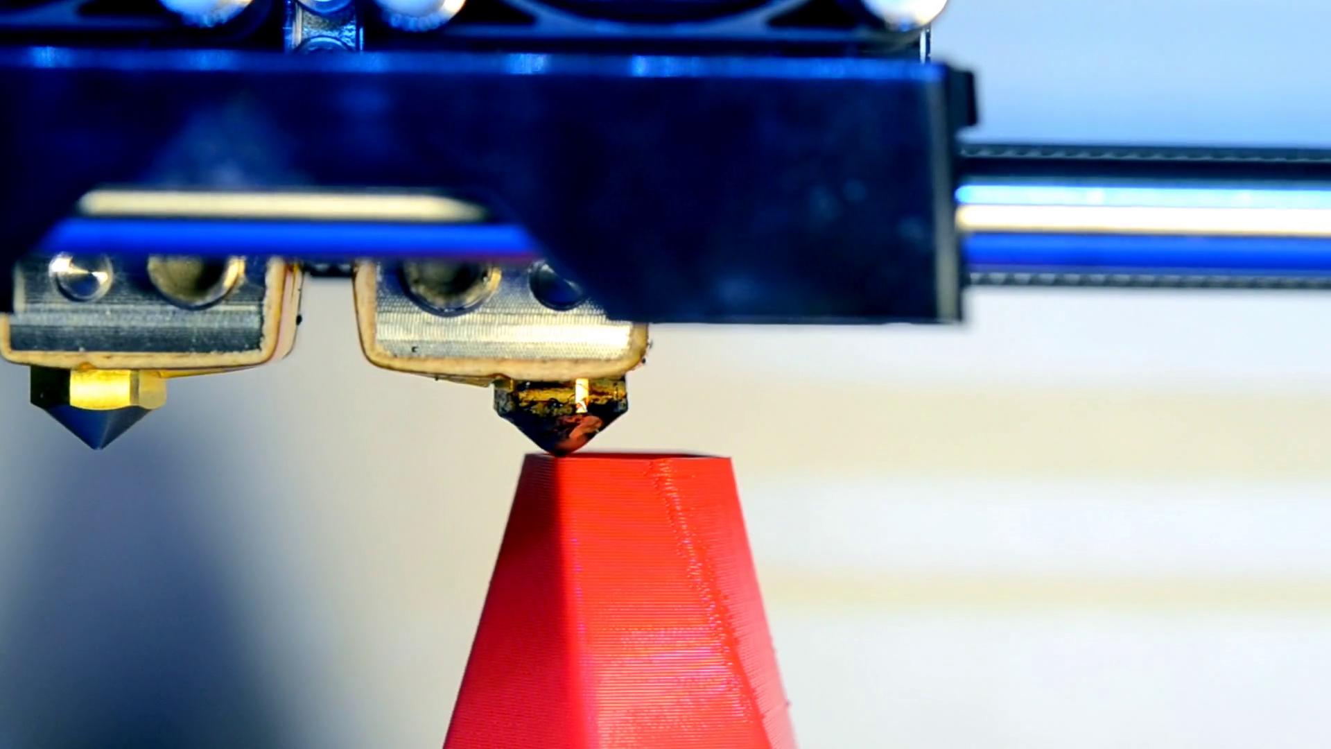 تعمیرات تخصصی پرینتر سه بعدی